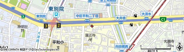 ジヤンボ周辺の地図