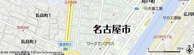 愛知県名古屋市中川区澄池町周辺の地図