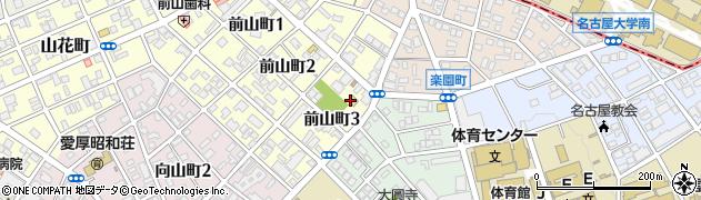 いずみ周辺の地図