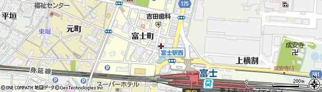 ばん周辺の地図