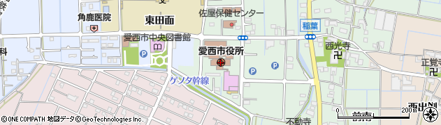 愛知県愛西市の天気|マピオン天気予報