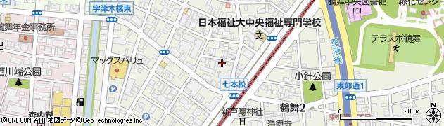 居酒屋オルボ周辺の地図