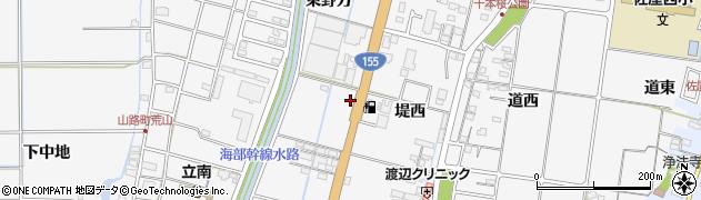茶居夢周辺の地図