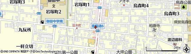 スナック智周辺の地図