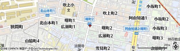 THE BAR COOL周辺の地図