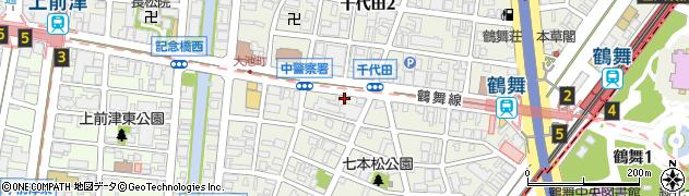 米屋の手づくりおにぎり多司鶴舞店周辺の地図