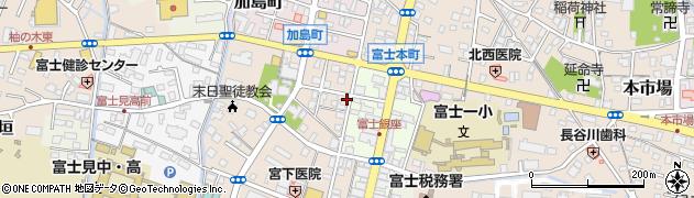 串焼きダイニング home周辺の地図