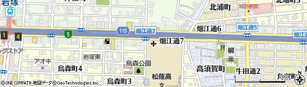 guriguri周辺の地図