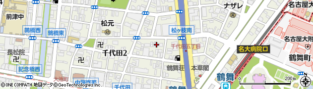 東新町鳥銀事務所周辺の地図
