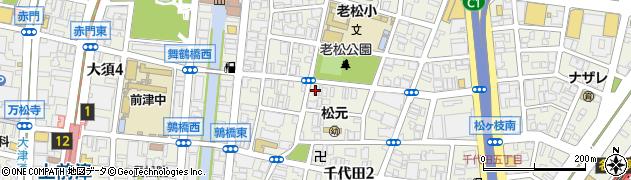 株式会社グロース・フード周辺の地図