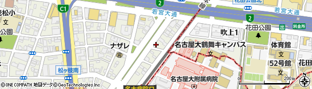 ドルチェ・ヴィータ周辺の地図