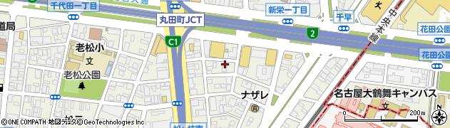 喫茶・文周辺の地図