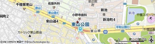 倉良四季周辺の地図