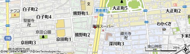 カラオケ喫茶カプリ周辺の地図