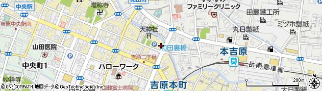 しらおい周辺の地図