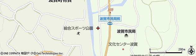 ピクチャーズ周辺の地図