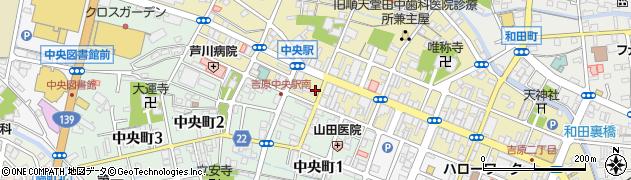 ソフィア周辺の地図