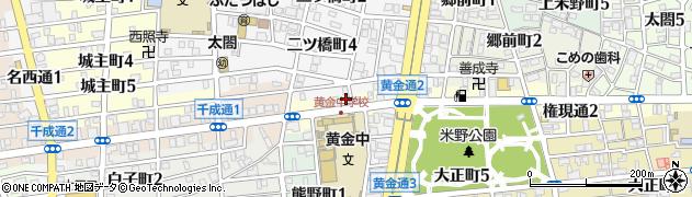 クルー周辺の地図