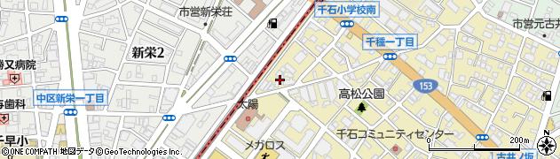 わたなべ旅館周辺の地図