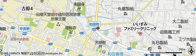 ファンデーション周辺の地図