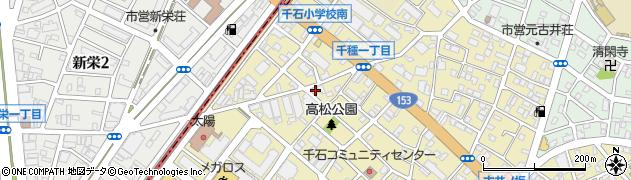 藤元寺周辺の地図