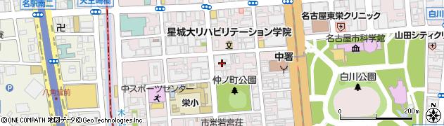 伏見げんき庵周辺の地図