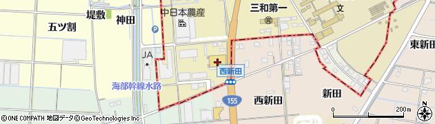 めい軒 JA海部グリーンセンター店周辺の地図