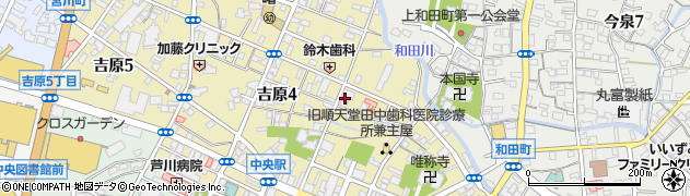 Kanariya周辺の地図