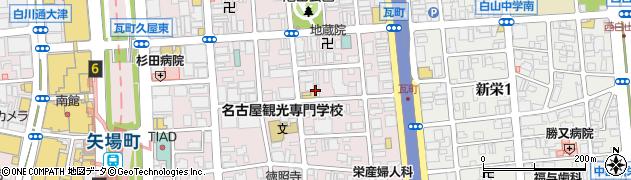 メンバーズ・エルム周辺の地図