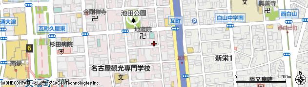 韓国スーパー・ジャント周辺の地図