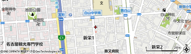 株式会社エスワイフード周辺の地図
