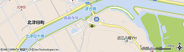 百々神社周辺の地図