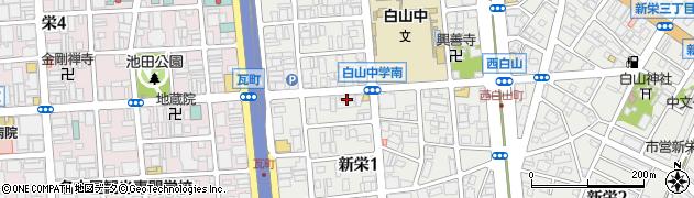 韓屋周辺の地図