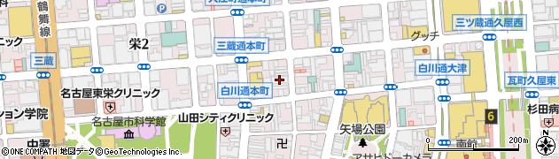 柚樹周辺の地図