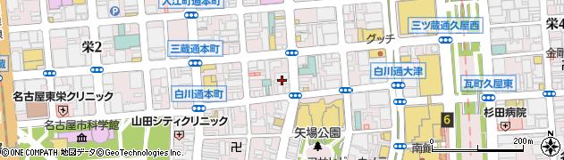 惠理香周辺の地図