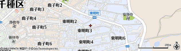 藤和東山公園ホームズ周辺の地図