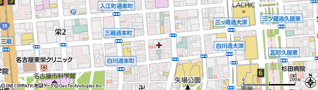 る・かるね周辺の地図