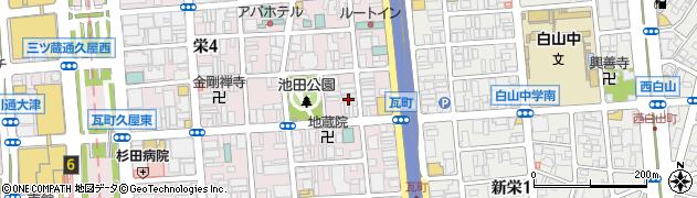 メンバーズするが周辺の地図