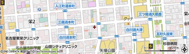 麻樹周辺の地図