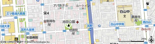 スナックはるみ周辺の地図