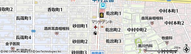 さくら寿司周辺の地図
