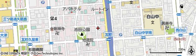 Member'sROSE周辺の地図