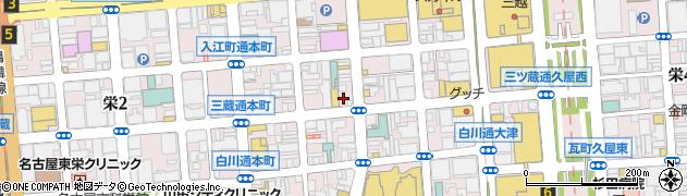 コンチェルト周辺の地図