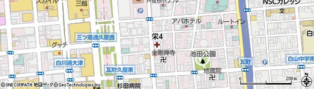 メンバーズ三奈周辺の地図