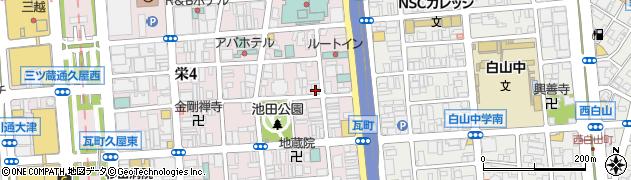 リベルテ周辺の地図