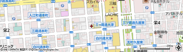 株式会社鈴波周辺の地図