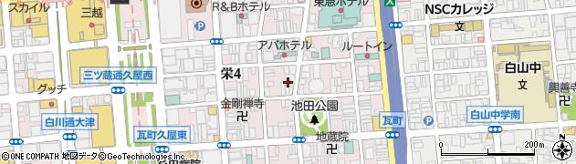 Razuka周辺の地図