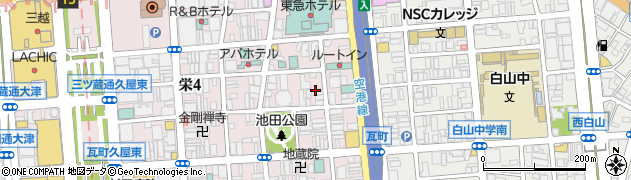 メンバーズル・グラン周辺の地図