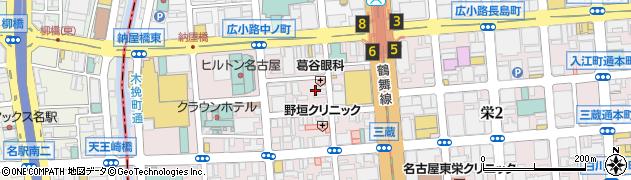 チコ周辺の地図