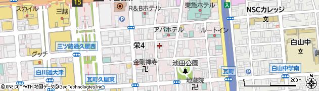 和風スナック幸代周辺の地図